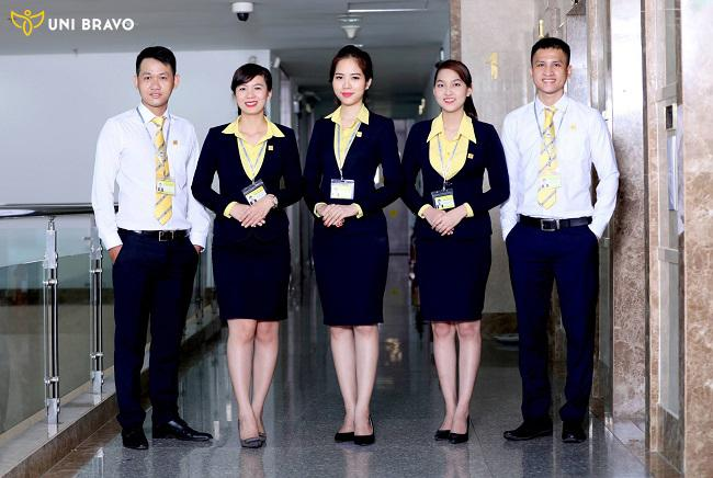 Đồng phục công sở - Chìa khóa vàng xây dựng thương hiệu doanh nghiệp