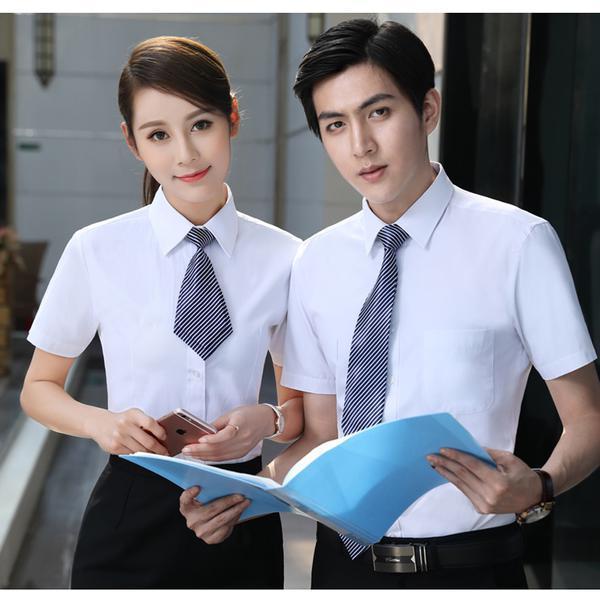 May đồng phục công sở văn phòng đẹp giá rẻ tại Nghệ An