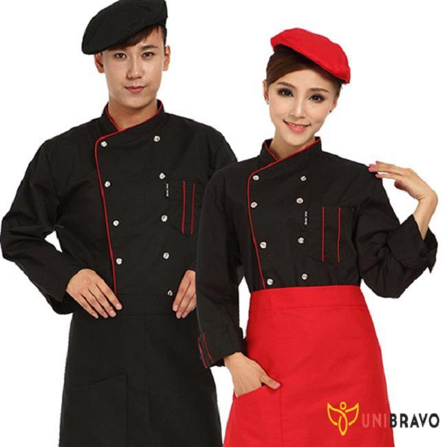 May đồng phục nhà hàng tại Vinh