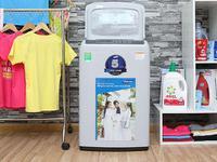 Cách giặt quần áo bằng máy giặt