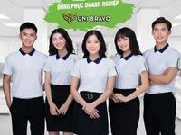 May đồng phục tại Vinh, Nghệ An | Đồng phục Bravo