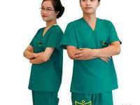 Dịch vụ may đồng phục bệnh viện giá rẻ tại Nghệ An