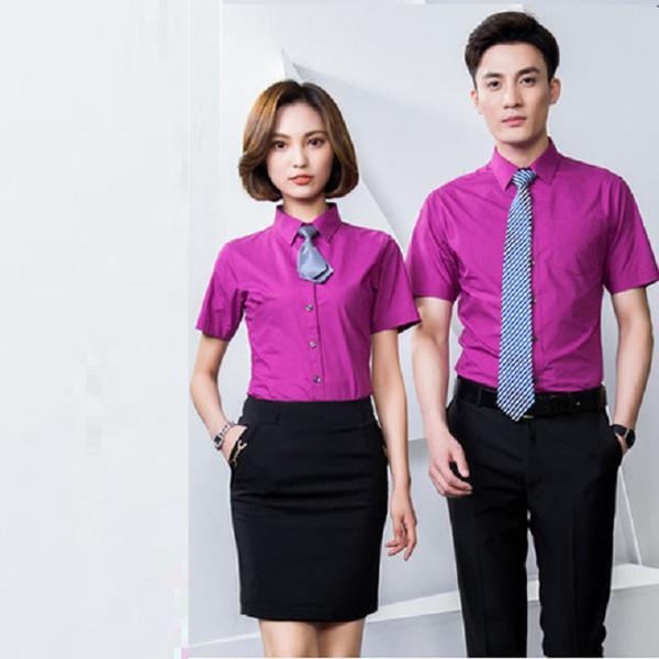Địa chỉ may đồng phục công sở đẹp giá rẻ tại Nghệ An