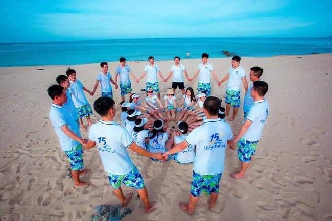 4 Yếu tố cần lưu ý khi may đồng phục áo thun Team Building