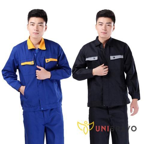 May đồng phục bảo hộ lao động sử dụng loại vải nào đảm bảo chất lượng