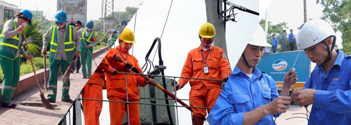 Địa chỉ may đồng phục bảo hộ lao động chất lượng tốt nhất