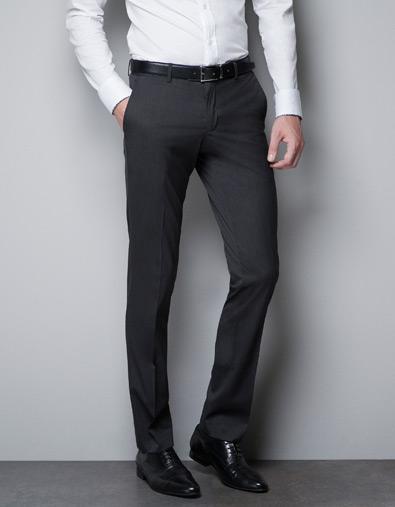 Đồng phục quần tây Nam BRV09