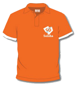 Áo phông công ty BRV05