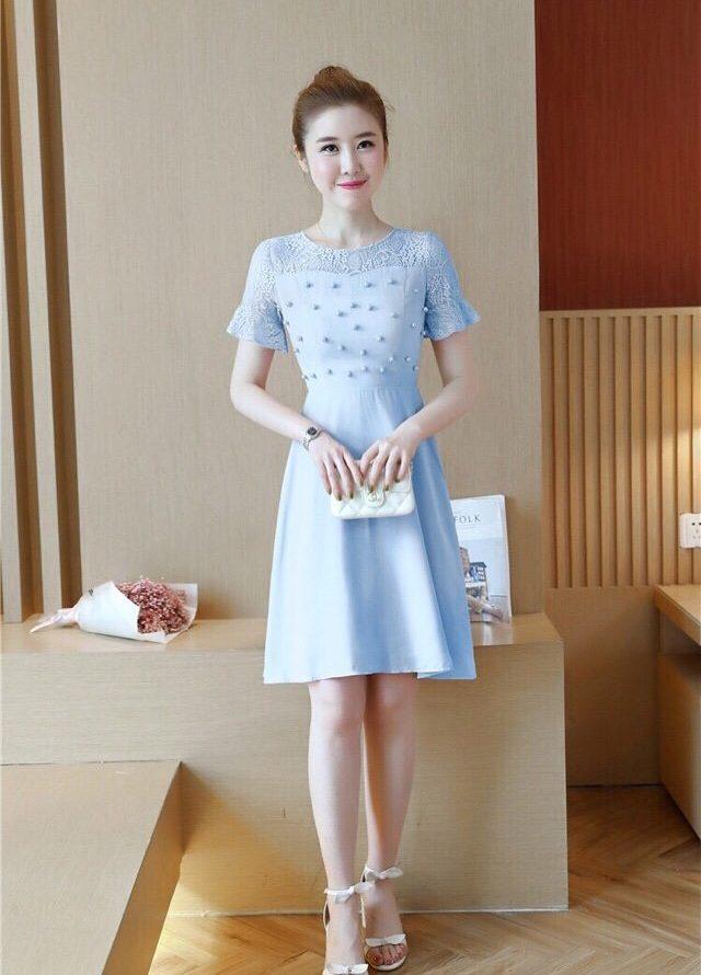 Đầm nữ BRV09