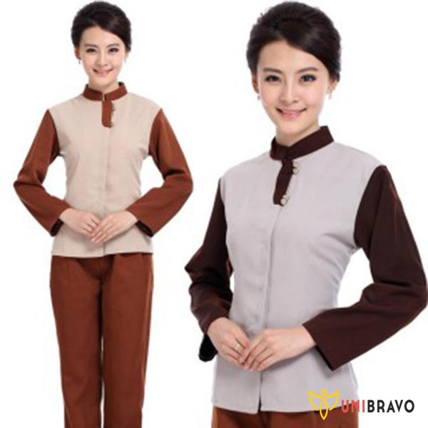 Đồng phục tạp vụ - BR04