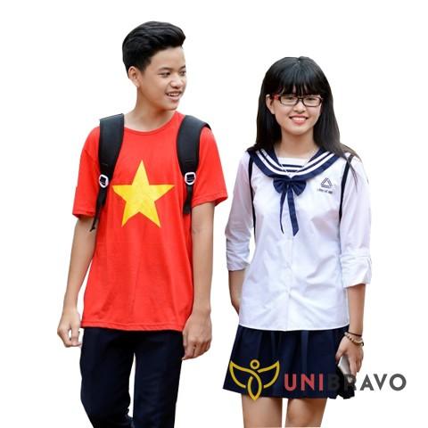 Đồng phục học sinh - BR02