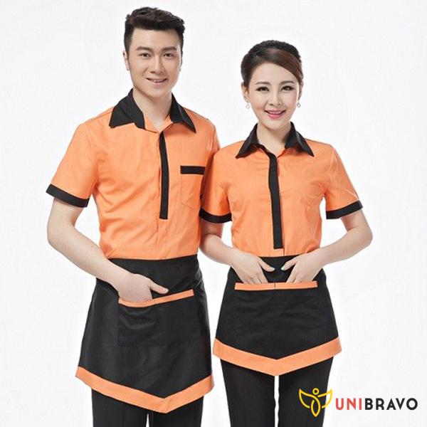 Đồng phục bếp BR04