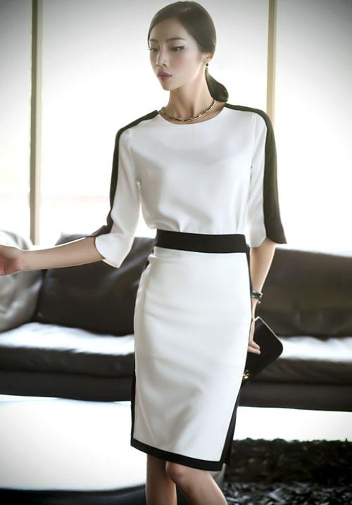 Đầm nữ BRV04