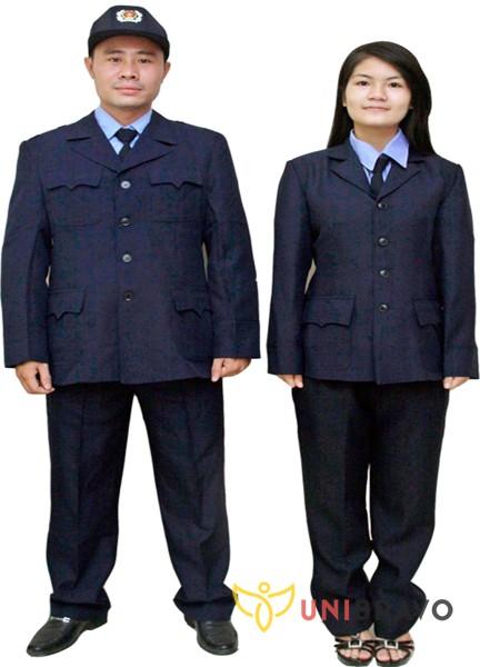 Đồng phục bảo vệ - BR04