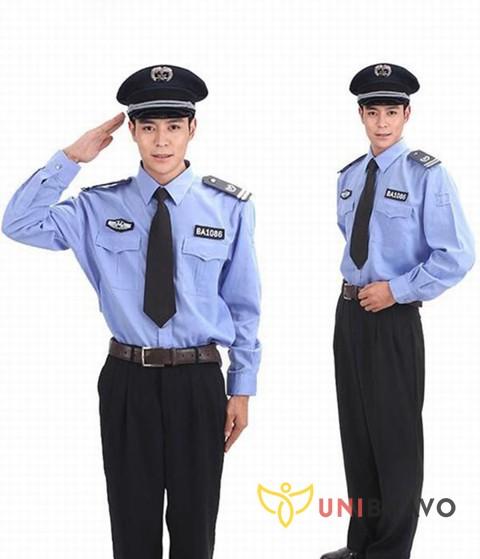 Đồng phục bảo vệ - BR02