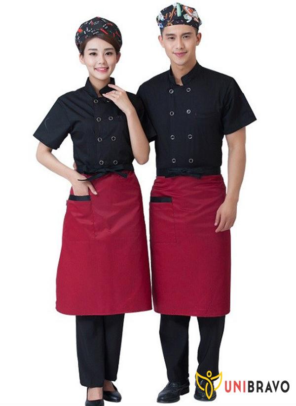 Đồng phục bếp BR01