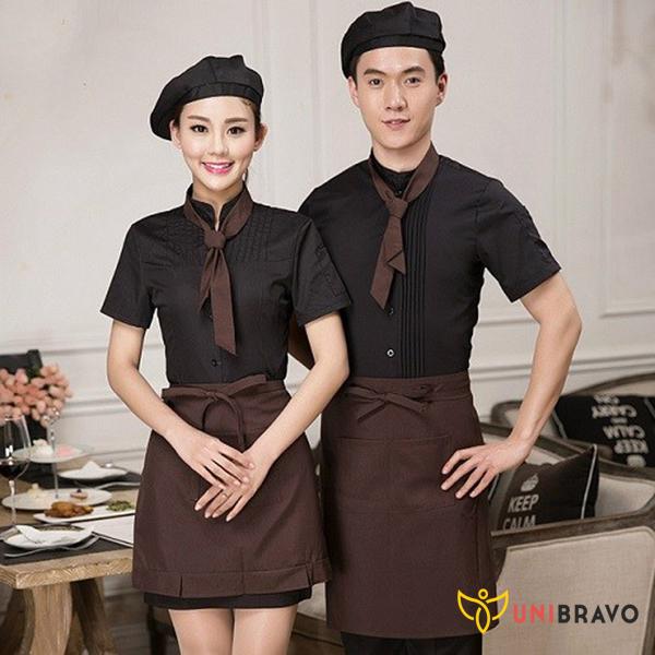 Đồng phục bếp BR03
