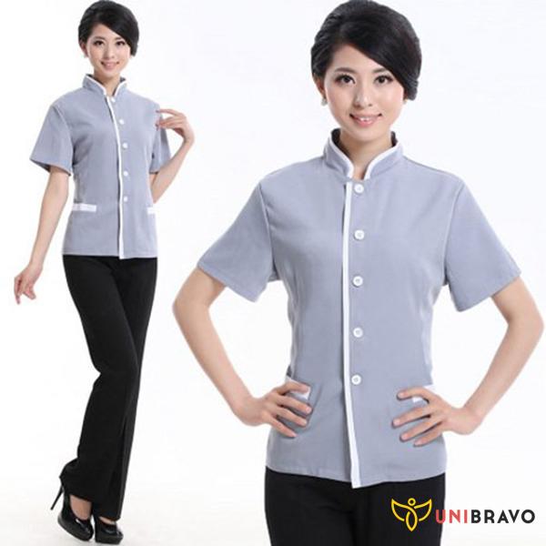 Đồng phục tạp vụ - BR02
