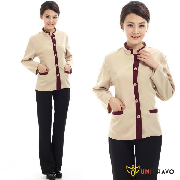 Đồng phục tạp vụ - BR01