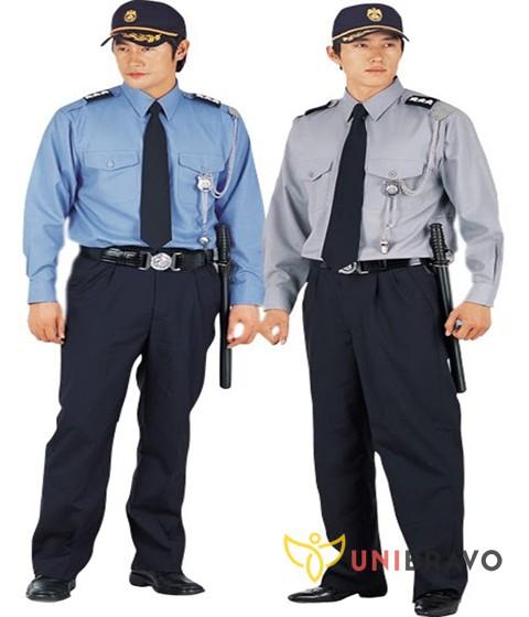 Đồng phục bảo vệ - BR01