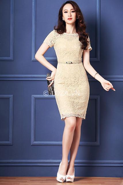 Đầm nữ BRV08