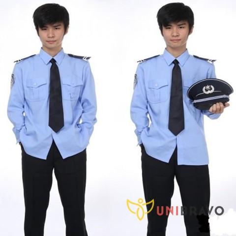 Đồng phục bảo vệ - BR06