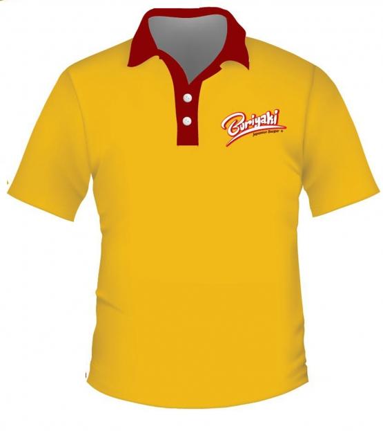Áo phông công ty BRV02