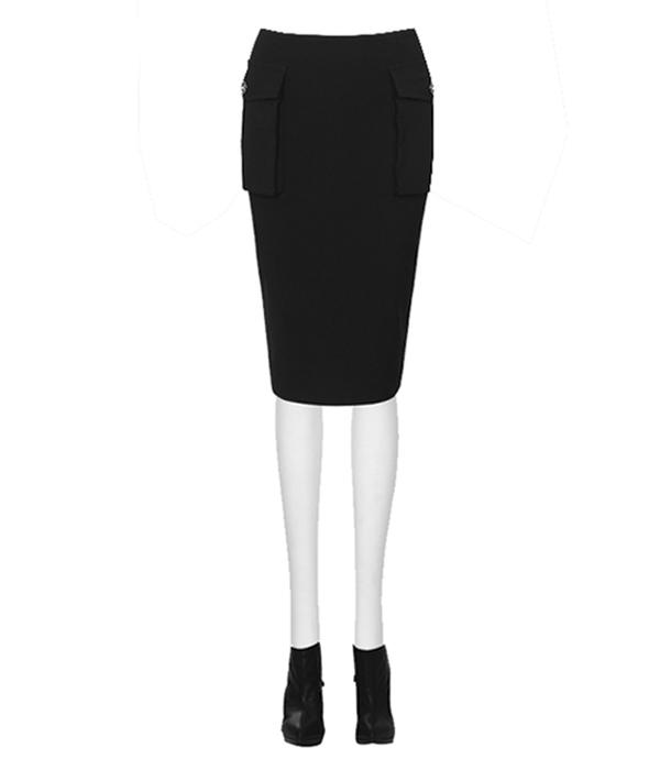 Đồng phục chân váy nữ Br02