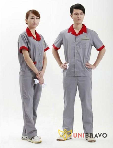 Đồng phục lao động - BR06