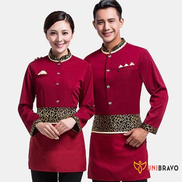Đồng phục bếp BR02