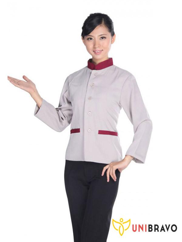 Đồng phục tạp vụ - BR03